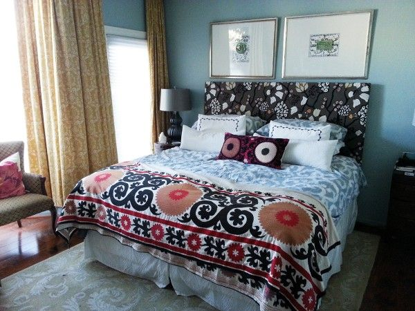 Decorating with Handmade Textiles