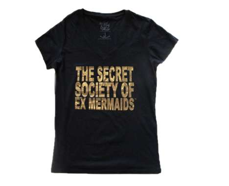 secret society of ex-mermaids
