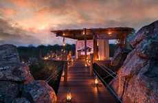 25 Hilltop Resorts