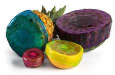 Reusable Rubber Food Wraps
