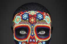 Skeletal Mask Editorials