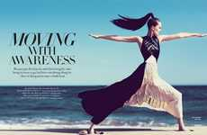 Beachside Yoga Editorials