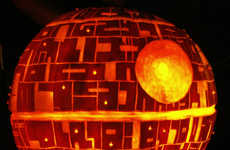 Stars Wars Pumpkins