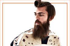 Bearded Hipster Editorials