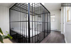 Jail Cell Accommodations