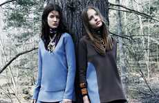 Fierce Forest Fashion Editorials