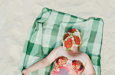 Slumbering Sunbather Photography