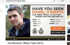 12 Eye-Catching Missing People Ads