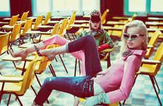 43 Scholastic Fashion Examples