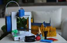 Domestic 3D Printers