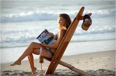 23 Relaxing Beach Chairs