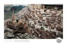 Ensnaring Elephant Ads