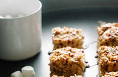Coconut-Infused Rice Squares