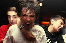 Teenage Mosh Pit Photos