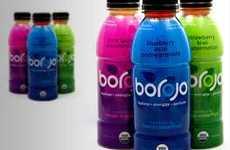 Aphrodisiac Energy Drinks