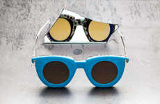 Retro Reversible Sunglasses