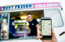 Ice Cream Tracker Apps
