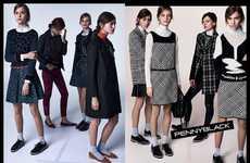 Remixed Schoolgirl Campaigns