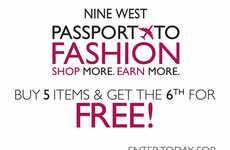 Fashionable Passport Promotions