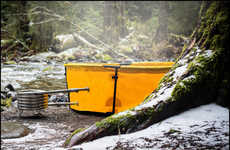 Portable Outdoor Jacuzzis