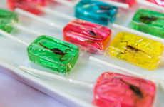 48 Funky Lollipop Flavors