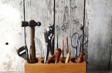 Artisan Tool Storage