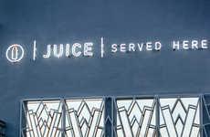 Organic Juice Bars