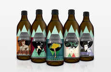 16 Artistic Juice Branding Examples