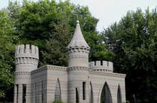 3D-Printed Castles