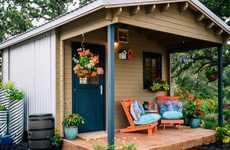 Homeless Microhouse Communities