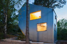 Irregular Cubic Homes