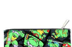 Masked Turtle School Supplies