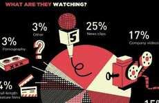 Secret Streaming Infographics