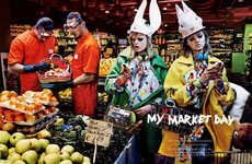 Eccentric Supermarket Editorials