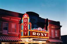 Art Deco Theater Photography