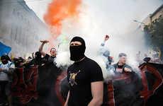 Ukraine Protest Photography