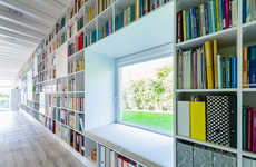 Endless Bookshelf Residences