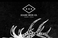 Nature-Inspired Beer Branding