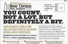 Beer Census Surveys