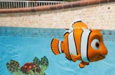 Cinematic Fish Pool Toys
