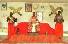 Nigerian Monarch Photography