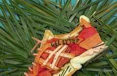Sweet Sneaker Sculptures