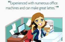 Comedic CV Cartoons