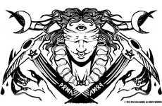 Problem-Solving Symbolic Illustrations