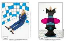 Couture Cartoonish Editorials