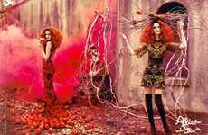 Fairy Tale Anime Fashion