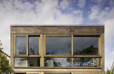 Enclosed Timber Abodes