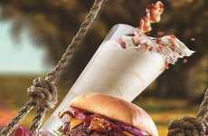 Boozy Bacon Milkshakes