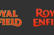 Vintage Motorcycle Rebranding