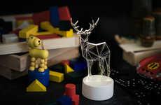 Geometric Animal Lighting